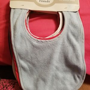 Other - New with tags set of 10 bibs